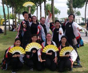 Yosakoi Paris Hinodemai : une troupe et une danse à l'énergie débordante !