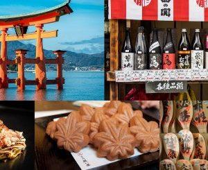 Hiroshima et ses spécialités : entre saké et mets alléchants !