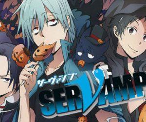[Anime/Manga] Servamp : le mythe vampirique revisité façon 7 péchés capitaux !
