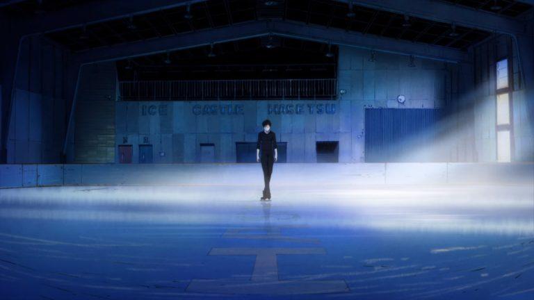 Yuri en pleine répétition