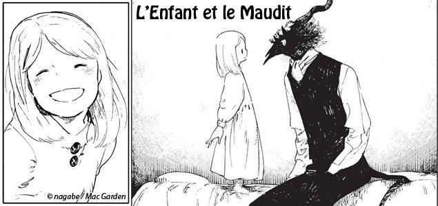 L'Enfant et le Maudit ou le conte revisité façon manga