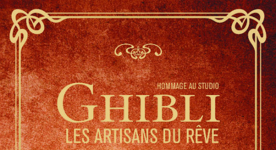 Ghibli, les artisans du rêve : un mook à lire !
