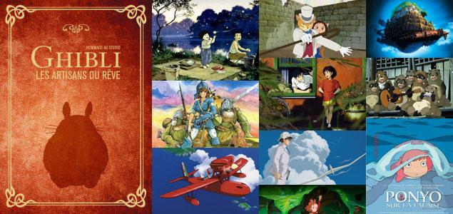 Hommage au studio Ghibli, et si on découvrait le mook ?!