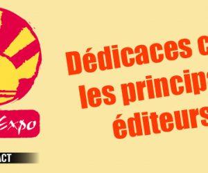 [Japan Expo] Récap' dédicaces chez les éditeurs !