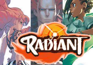Radiant : un shonen français qui décoiffe !