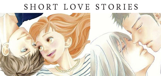 Short Love Stories : révélation d'auteurs shojo
