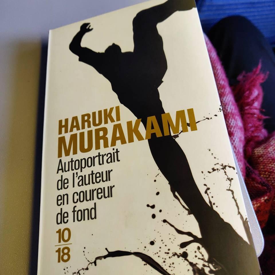 Couverture de Autoportrait de l'auteur en coureur de fond par Haruki Murakami