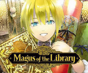 Magus of the Library – l'envers de l'histoire