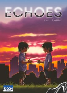 Couverture du tome 1 de Echoes