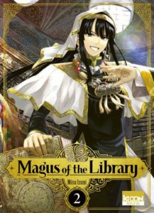Couverture du tome 2 de Magus of the Library