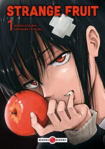 Couverture du tome 1 de Strange Fruit