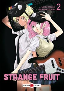 Couverture du tome 2 de Strange Fruit