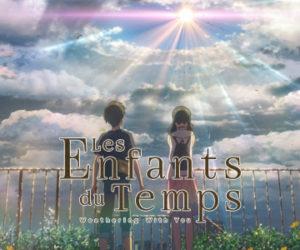 Les enfants du temps, Makoto Shinkai en approche