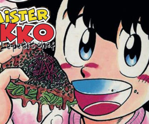 Mister Ajikko, le petit chef, ou comment avoir faim