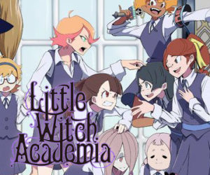 Little Witch Academia, une école de sorcellerie attachante !