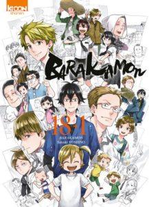 Couverture du tome spécial de Barakamon chez Ki-oon