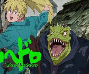 Dorohedoro, un anime qui va dans tous les sens