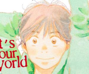 It's Your World par KAWAKAMI Junko