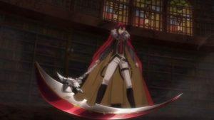 Extrait tiré de l'anime de Bungo and Alchemist