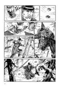 Extrait de contrees sauvages réalisé par Jiro Taniguchi