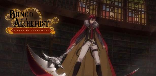 Bungo and Alchemist – Gears of Judgement – une ôde à la littérature japonaise