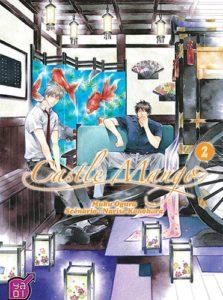 Couverture du tome 2 de Castle Mango chez Taïfu Comics