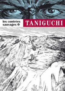 Couverture du tome 2 de Les contrées sauvages par Jiro Taniguchi